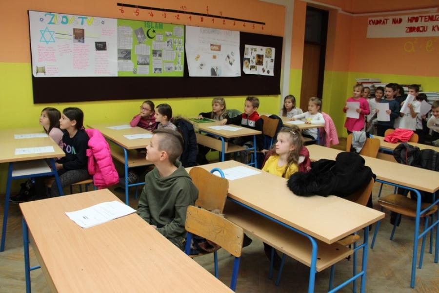 """Edukativno-preventivni projekt za prvašiće """"Zdravozubci"""" proširen na osam osnovnih škola"""