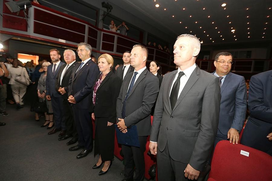 Svečanom sjednicom obilježen Dan Virovitičko-podravske županije