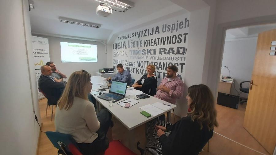 Analiza potencijala i razvoja poljoprivredne proizvodnje u Požeško-slavonskoj županiji – održan radni sastanak