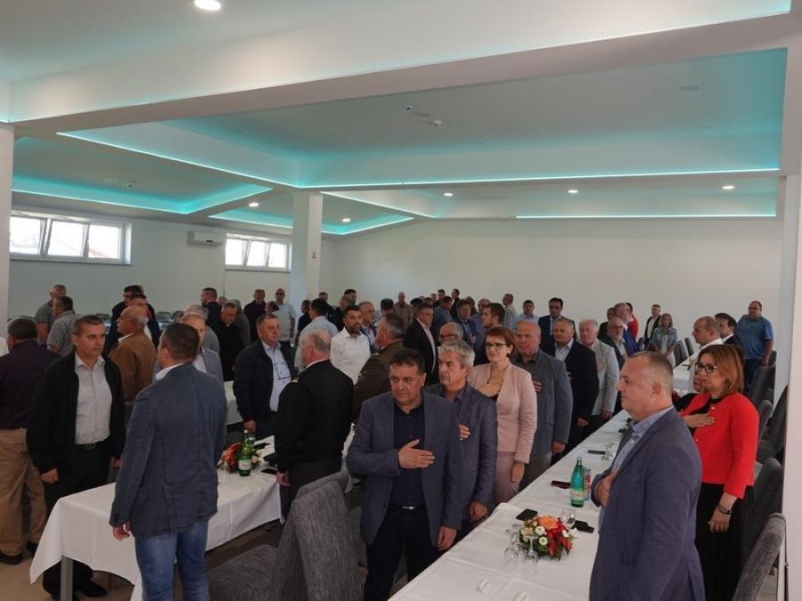 Svečanom sjednicom obilježen Dan općine Brestovac