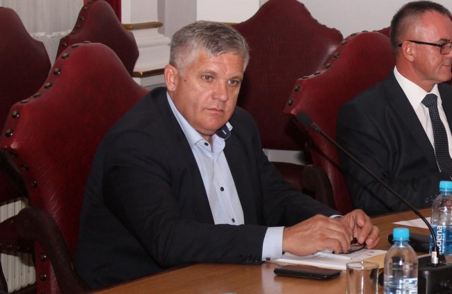 """Zamjenik župana Željko Jakopović o sustavima navodnjavanja """"potrebno je više krajnjih korisnika"""""""