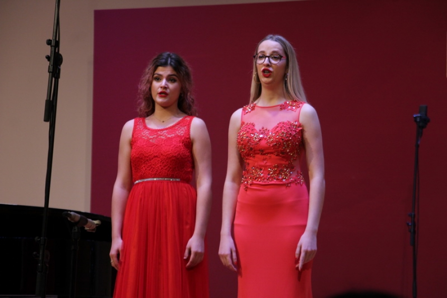 Završni Božićni koncert Glazbene škole Požega