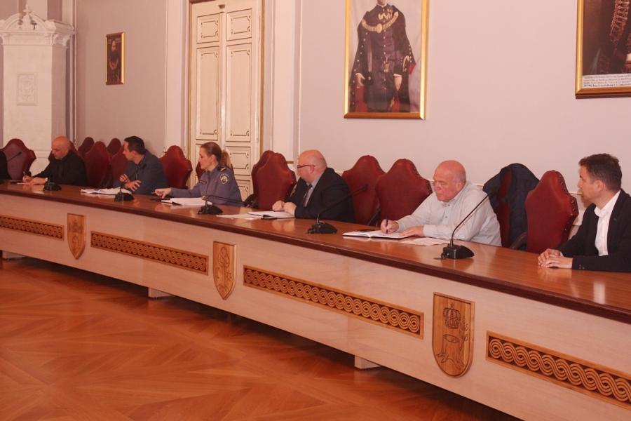 Održana koordinacija s gradonačelnicima i načelnicima na temu provođenja mjera zaštite