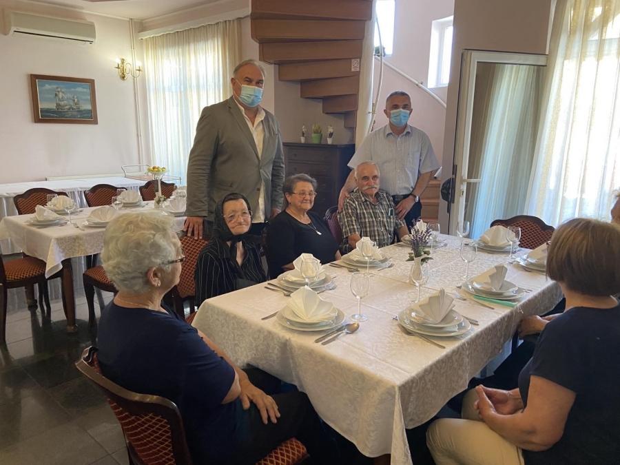 Izvještajno – izborna skupština Udruge roditelja poginulih branitelja Domovinskog rata Grada Požege