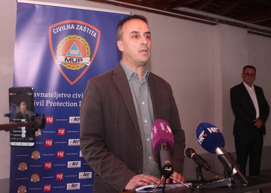 Dva potvrđena slučaja COVID-19 u Požeško-slavonskoj županiji