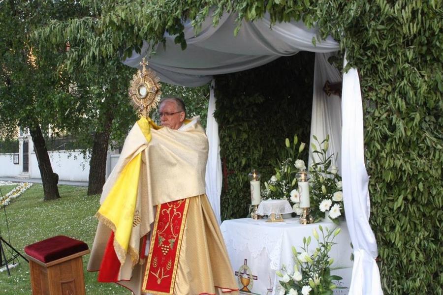 Svetkovina Presvetog Tijela i krvi Kristove