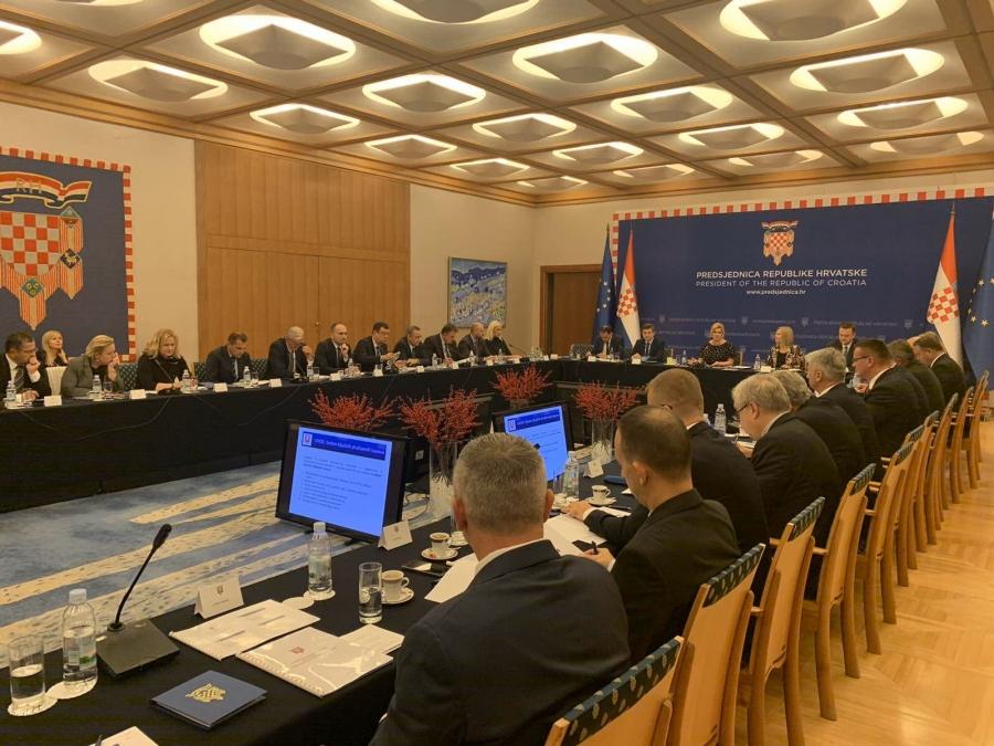 Održan drugi okrugli stol na temu fiskalne decentralizacije i regionalnog razvoja Republike Hrvatske