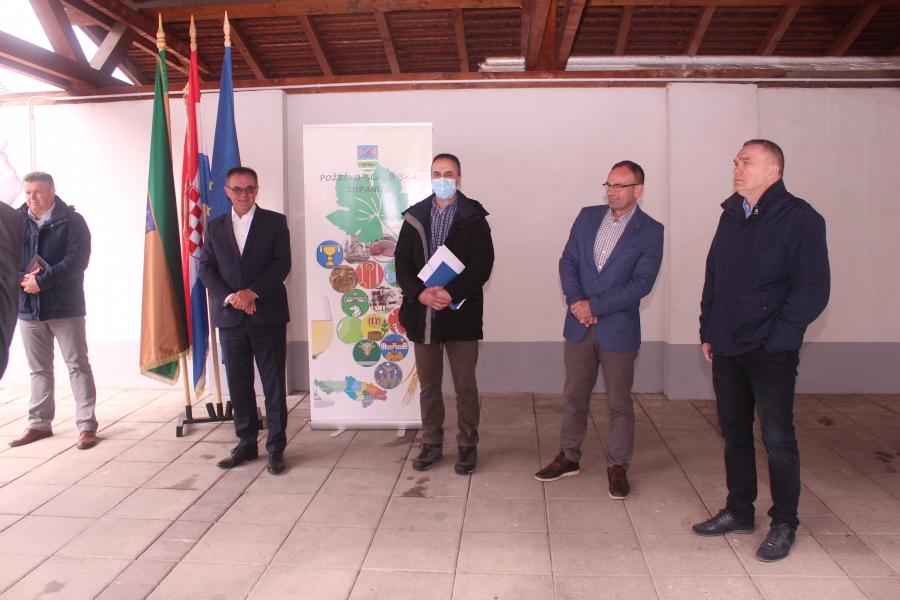 Potvrđen drugi slučaj zaraze u Požeško – slavonskoj županiji