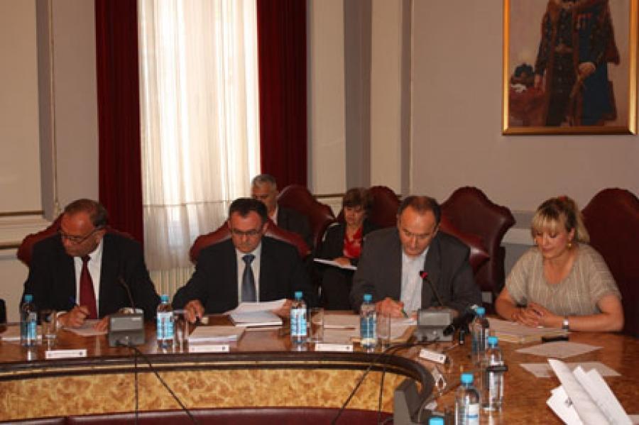 Održana 7. sjednica Županijske skupštine
