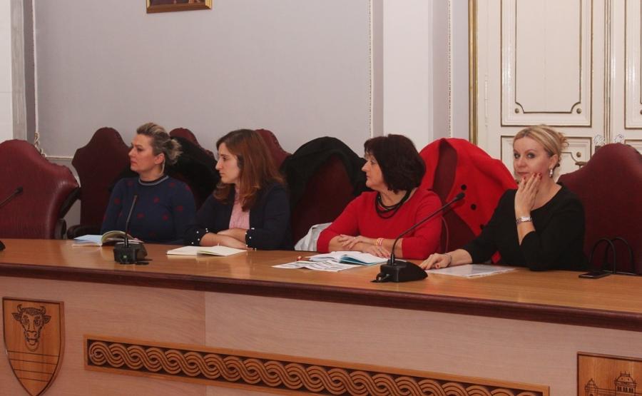 Radni sastanak s ravnateljima po pitanju nadoknade nastavnih dana
