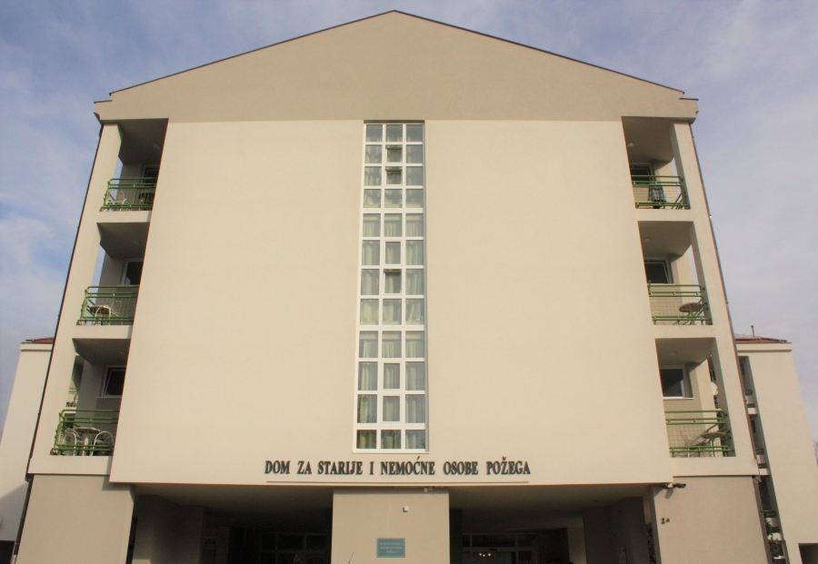 Zgrada Doma za starije i nemoćne osobe Požega uskoro u vlasništvu Županije