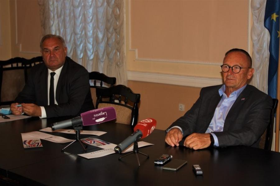 Najava obilježavanja Dana hrvatskih branitelja Požeško-slavonske županije