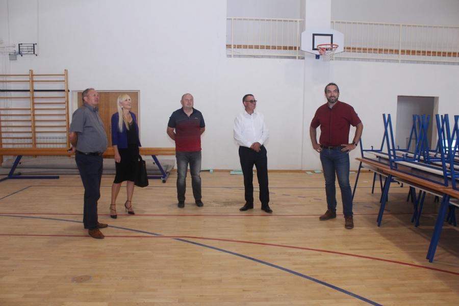 Obilazak projekata u provedbi na školama s područja Požeško-slavonske županije