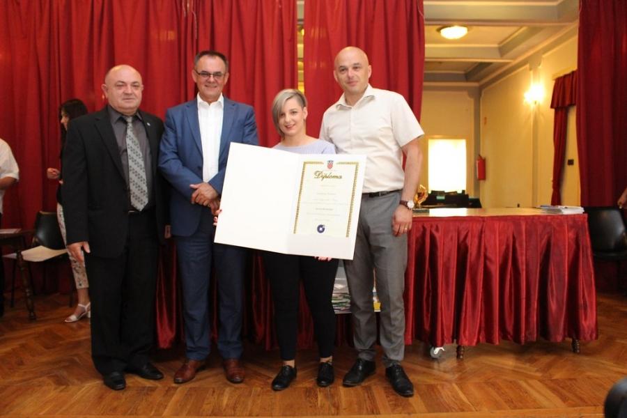 Svečana dodjela majstorska diploma za 11 zanimanja