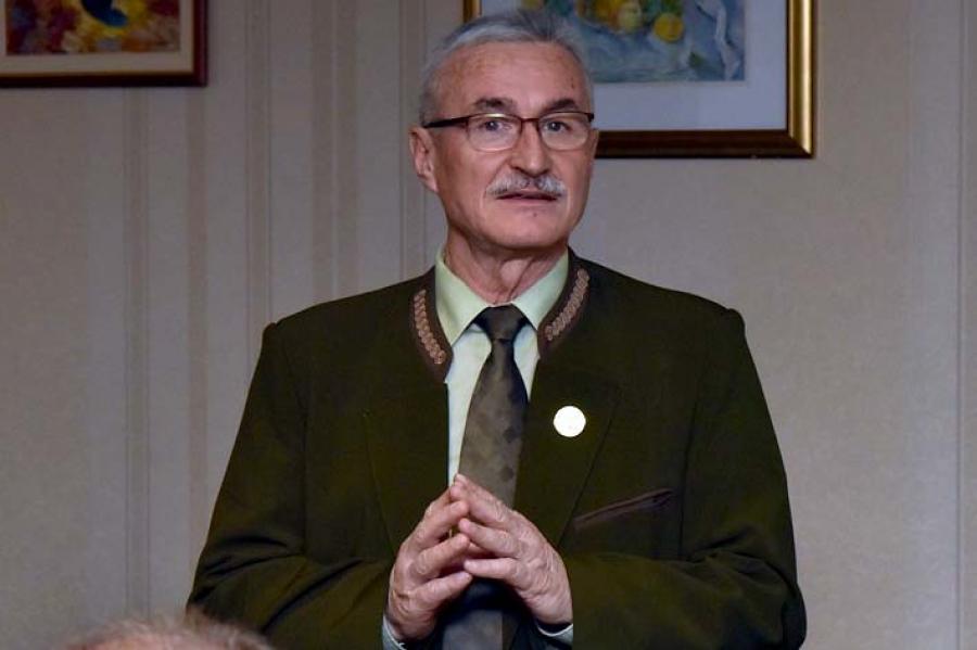 Županu Alojzu Tomaševiću dodijeljena Zlatna plaketa Hrvatskog lovačkog saveza za doprinos lovstvu
