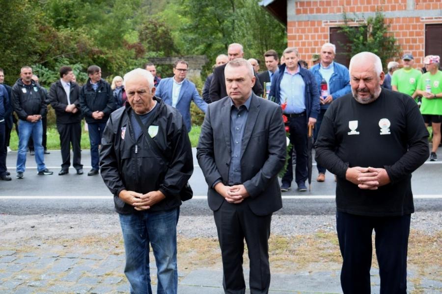 Obilježena 28. godišnjica prve vojne akcije oslobađanja Požeštine u Kamenskoj i prisjećanje na poginule branitelje
