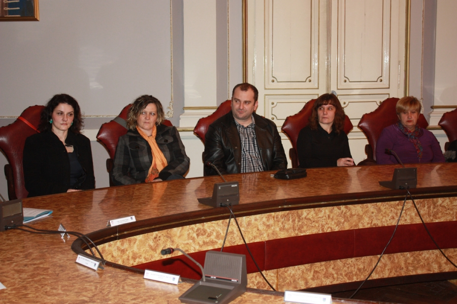 Prisegnuli suci porotnici Općinskoga suda u Požegi