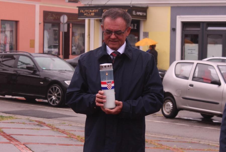Povodom Dana županije odana počast poginulim hrvatskim braniteljima