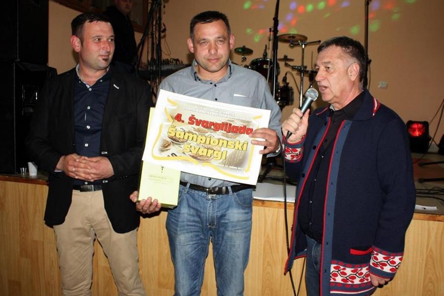 Održana švarglijada u Grabarju