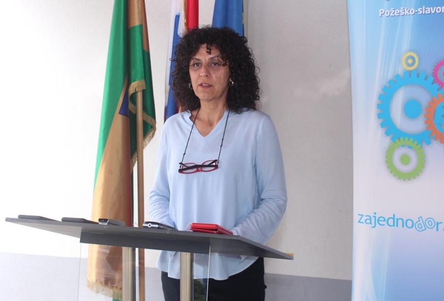 "Tiskovna konferencija projekta ""Uspostava regionalnog centra kompetentnosti Panonika"""