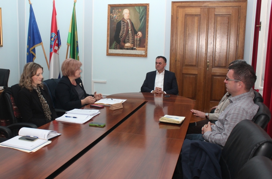 Održan sastanak o zajedničkoj suradnji Poljoprivredno-prehrambene škole i Veleučilišta u Požegi