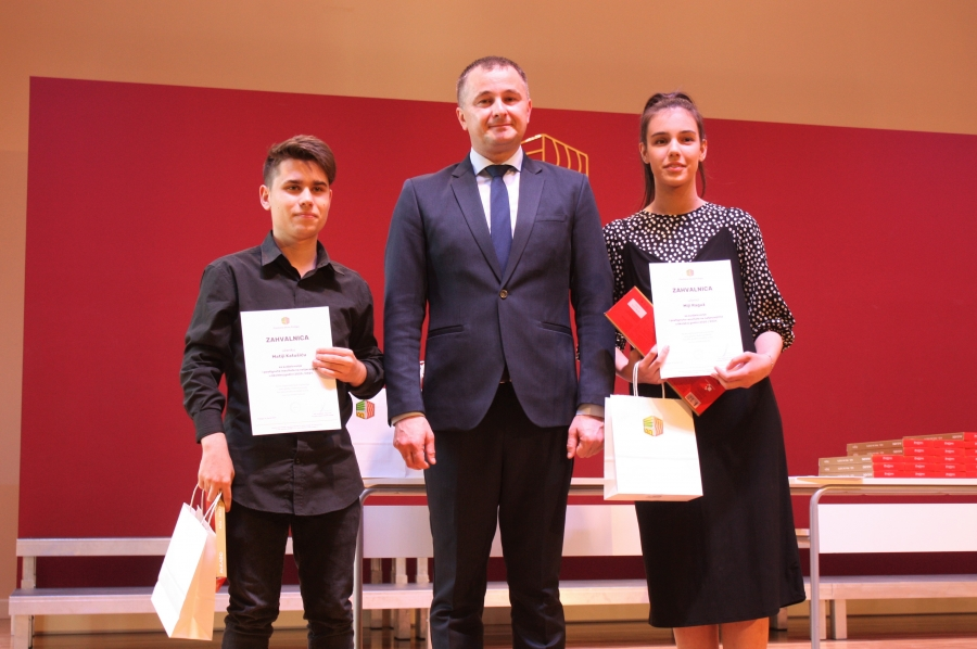 U Glazbenoj školi održan svečani prijem nagrađenih učenika