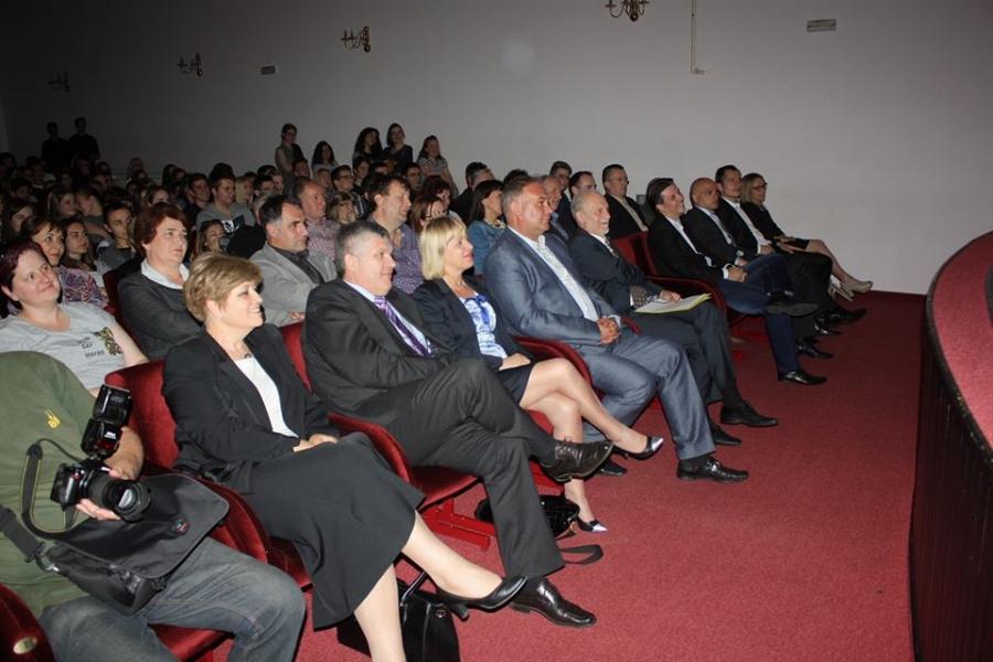 Svečanom akademijom obilježen Dan Gimnazije Požega