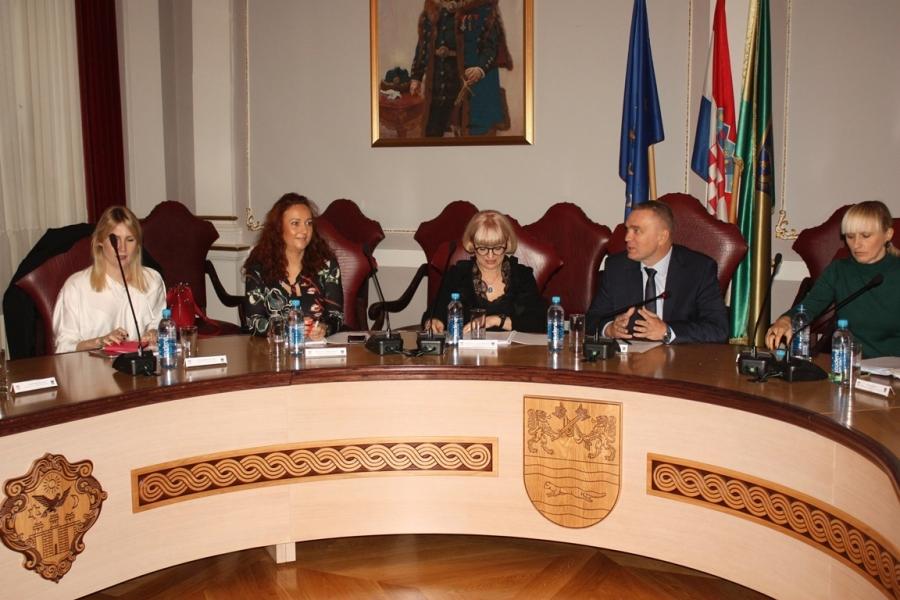 Radni posjet ministrice Vesne Bedeković Požeško-slavonskoj županiji