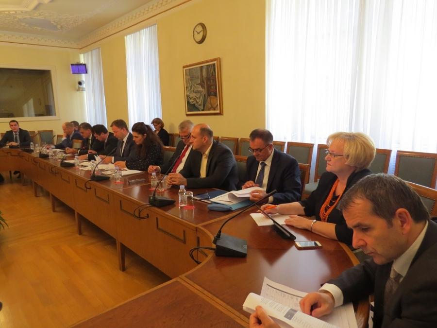 Saborski odbor za poljoprivredu o upravljanju vodama i financiranju vodnog gospodarstva