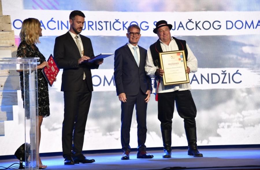 Požeško-slavonska županija ostvarila dobre rezultate na Danima hrvatskog turizma