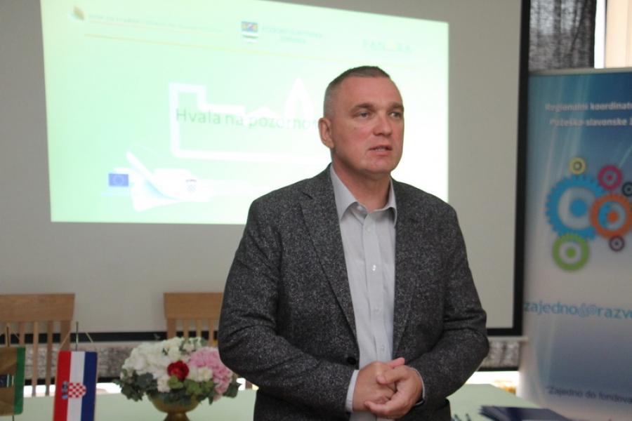 Održana početna konferencija projekta Energetska obnova zgrade Doma za starije i nemoćne osobe Požega
