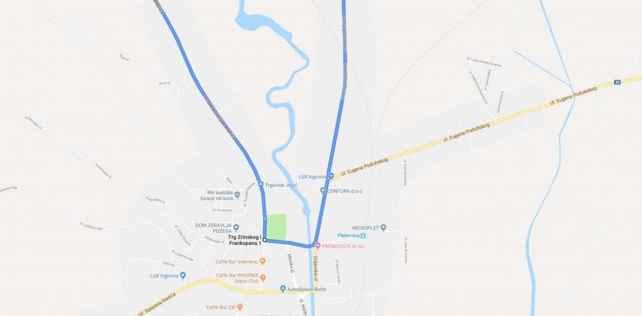 Međunarodna utrka CRO Race u Požeško-slavonskoj županiji - putnicima omogućen besplatan željeznički prijevoz bicikla