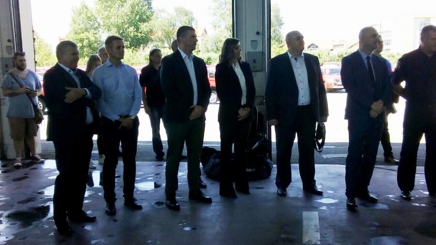 Vatrogasna društva s područja Požeško-slavonske županije dobili šest novih vozila