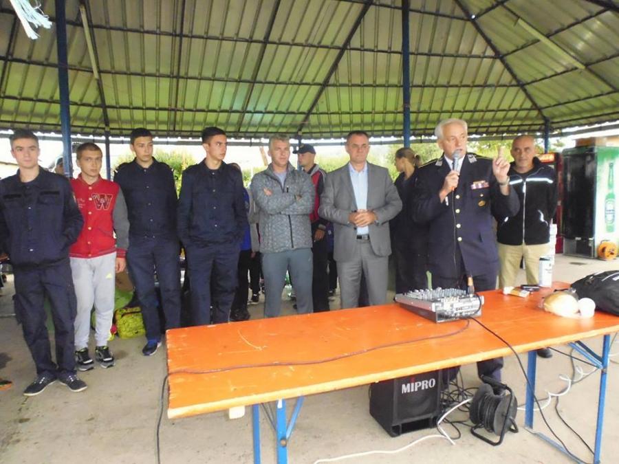 U Kutjevu održano županijsko vatrogasno natjecanje djece i mladeži