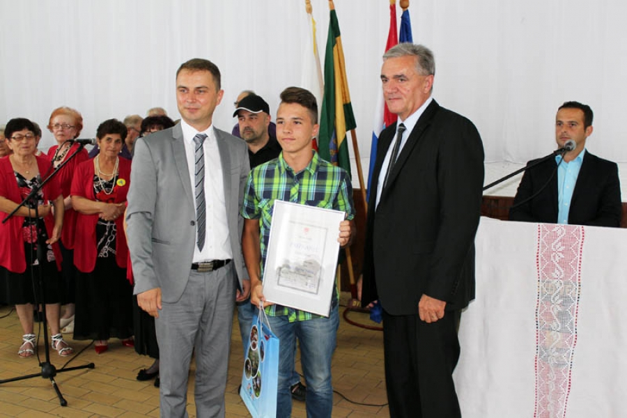 Svečanom sjednicom obilježen Dan općine Velika